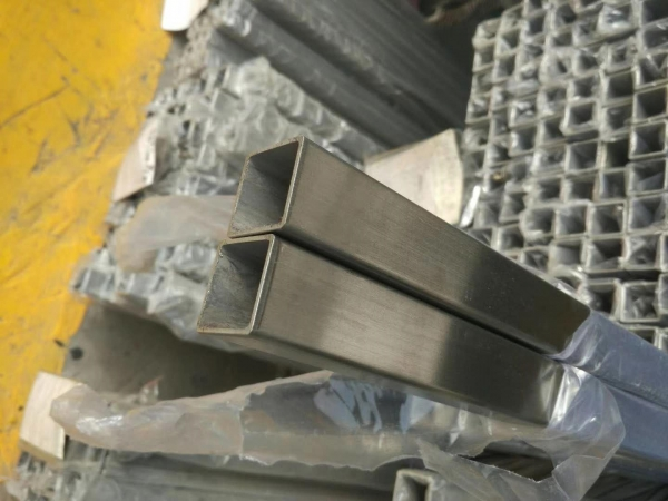 Stainless Steel Square Tubes, SS square pipes