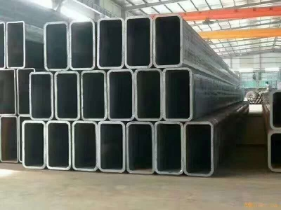 Stock black Rectangular  tube, Rectangular  steel tube, Rectangular hollow section, RHS steel for sale from china factory