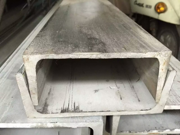 Stainless Steel UPN Channel